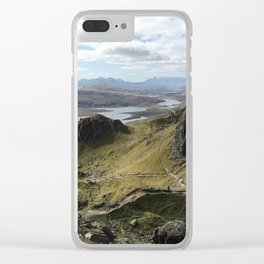 Exploring Storr Clear iPhone Case