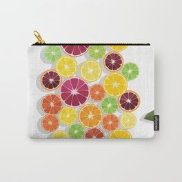 Citrus Assortment Carry-All Pouch