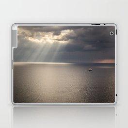 Ship on the Sea Laptop & iPad Skin