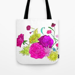 beauty by nature Tote Bag