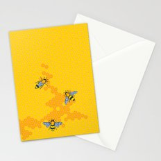 HoneyBees 1 Stationery Cards