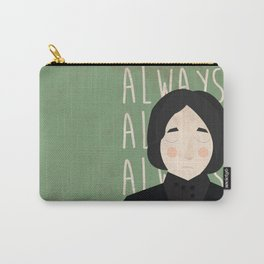 Piton Illustration Carry-All Pouch
