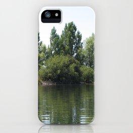 Williamson River, Oregon iPhone Case