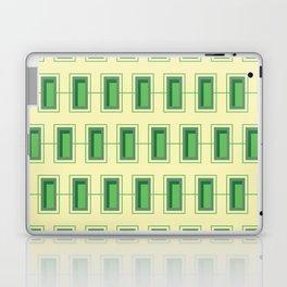 Stacked Rectangles Laptop & iPad Skin