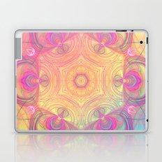 Psychedelic Kaleidoscope Laptop & iPad Skin