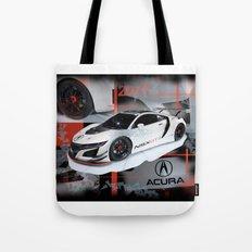 2017 NSX GT3 Tote Bag