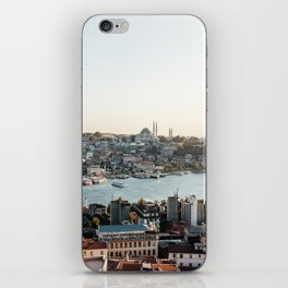 Perfect Turkish Sunsets - Istanbul, Turkey iPhone Skin