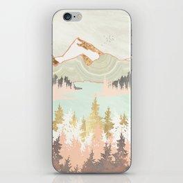 Winter Bay iPhone Skin