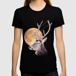 Moon Deer T-shirt