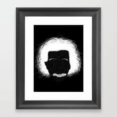 Father of everything Framed Art Print