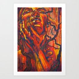 Self-Inflicted II Art Print