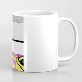 Three Entrance Opera Comittee Coffee Mug