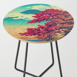 The New Year in Hisseii Side Table