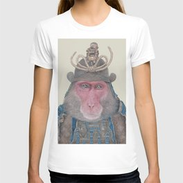 Japanese Macaque T-shirt