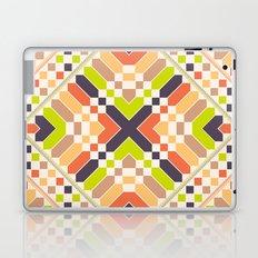 Retro avocado Laptop & iPad Skin
