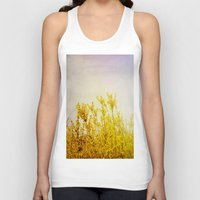 coldplay Tank Tops featuring And it Was All Yellow by Olivia Joy StClaire
