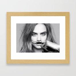 Life Is A Joke Framed Art Print