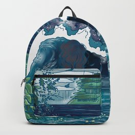 Take That Risk, Find Yourself Backpack