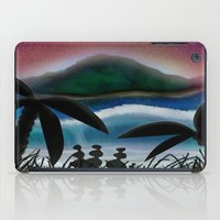 paradise iPad Cases featuring Paradise by ShaylahLeigh