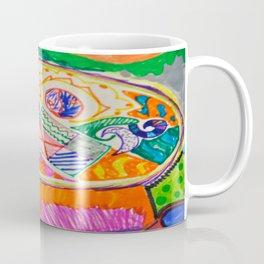 Pop Up Art Coffee Mug