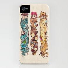 Working Man's Beard iPhone (4, 4s) Slim Case