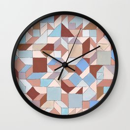 Steps of Siena Wall Clock