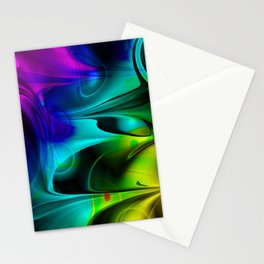Multicoloured 1 Stationery Cards
