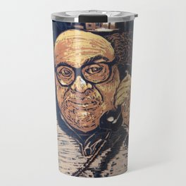 Danny Devito Reduction Print Travel Mug