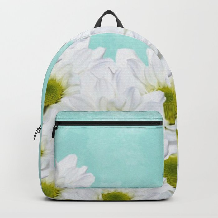 Summer Day Floral - Daisies Backpack