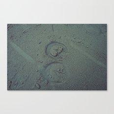 Nautica: Hoof Prints Canvas Print