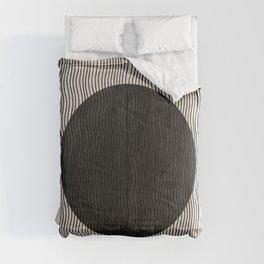 Woodblock Paper Art Comforters