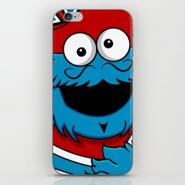 Le Cookie Monsieur iPhone Skin