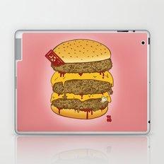 Human Burguer Laptop & iPad Skin