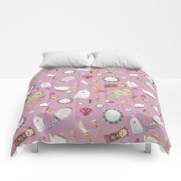 Beauty Beast decor Comforters