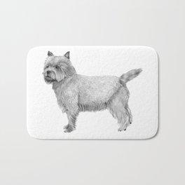 Cairn terrier Bath Mat