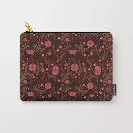 HOLIDAY PATTERN Carry-All Pouch