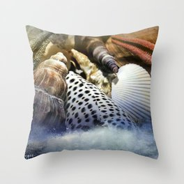 Surfside Two Throw Pillow