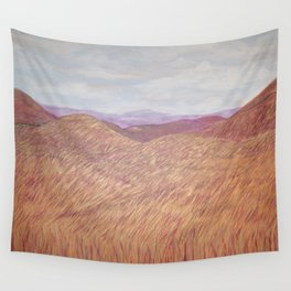 Mindscape Series Three, Painting Two  Redding C.A Wall Tapestry
