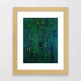 Tao Hacker Framed Art Print
