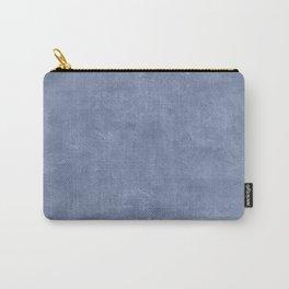 Stonewash Oil Pastel Color Accent Carry-All Pouch
