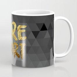 Pure Heart #GoldenPsalms Coffee Mug