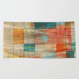 MidMod Art 5.0 Graffiti Beach Towel