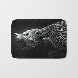 darkwolf Bath Mat