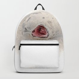 Laughing Baby Harbor Seal Monterey Bay Backpack