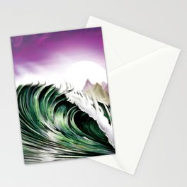 Midnight In Kauai Stationery Cards
