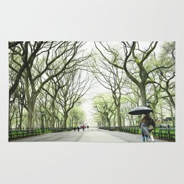 New York City Romance Rug