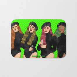 Witches like me Bath Mat