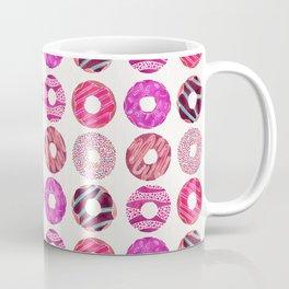 Half Dozen Donuts – Magenta Palette Coffee Mug