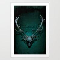 A Special Pet Art Print