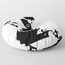 BULL TERRIER GIFTS Floor Pillow